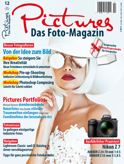 Pictures - Das Foto-Magazin November 20, 2018 00:00