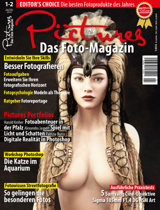 Pictures - Das Foto-Magazin Nr 01-02 2019