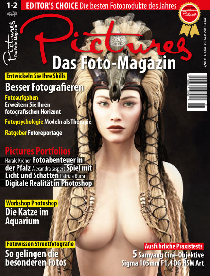 Pictures - Das Foto-Magazin December 18, 2018 00:00