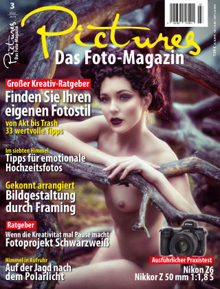 Pictures - Das Foto-Magazin Nr 03 2019