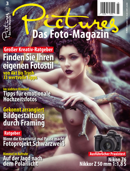 Pictures - Das Foto-Magazin February 19, 2019 00:00