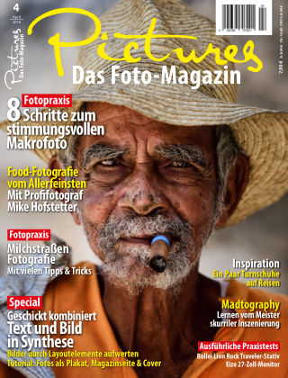 Pictures - Das Foto-Magazin Nr 04 2019