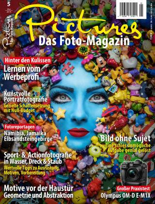 Pictures - Das Foto-Magazin Nr 05 2019