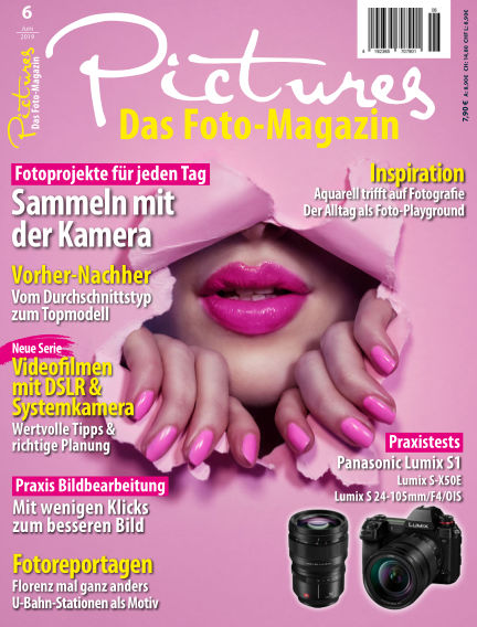 Pictures - Das Foto-Magazin May 21, 2019 00:00