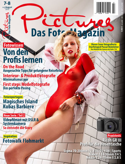 Pictures - Das Foto-Magazin June 17, 2019 00:00