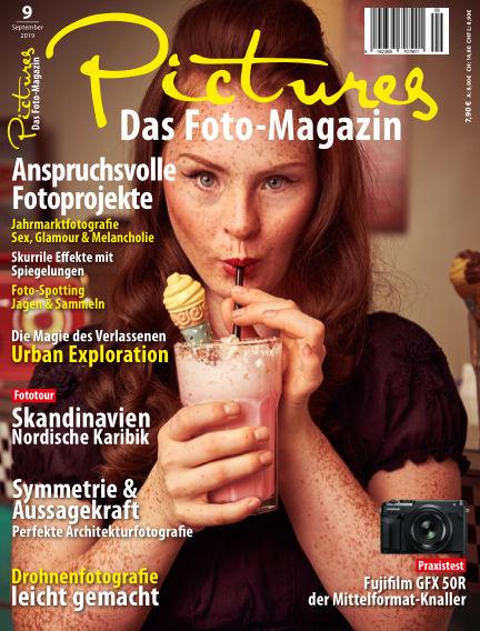 Pictures - Das Foto-Magazin August 23, 2019 00:00