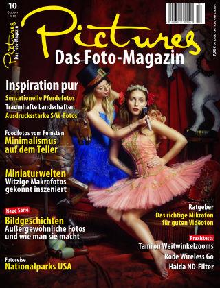 Pictures - Das Foto-Magazin Nr 10 2019