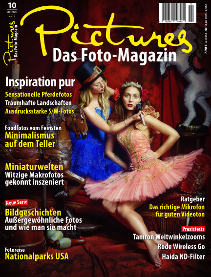 Pictures - Das Foto-Magazin September 20, 2019 00:00