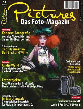 Pictures - Das Foto-Magazin Nr 11 2019