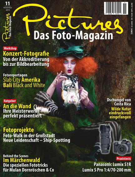 Pictures - Das Foto-Magazin October 18, 2019 00:00