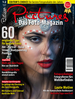 Pictures - Das Foto-Magazin Nr 01-02 2020
