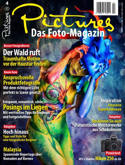Pictures - Das Foto-Magazin March 17, 2020 00:00