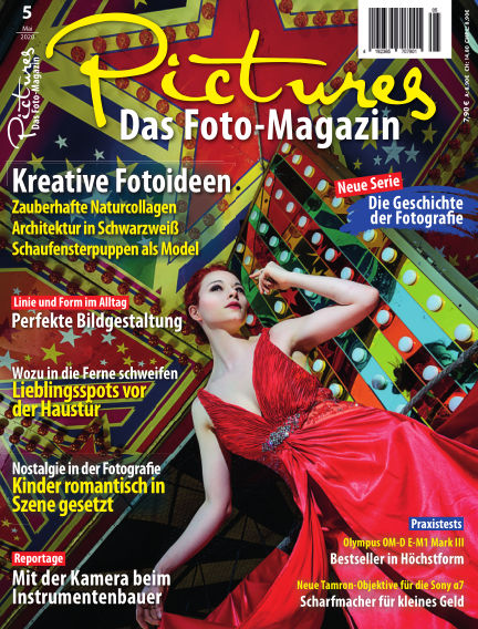 Pictures - Das Foto-Magazin April 21, 2020 00:00