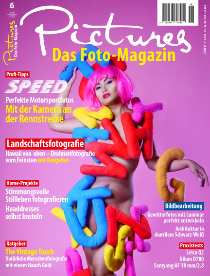 Pictures - Das Foto-Magazin May 19, 2020 00:00