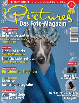 Pictures - Das Foto-Magazin Nr 01-02 2021