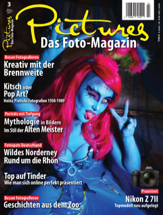 Pictures - Das Foto-Magazin Nr 03 2021