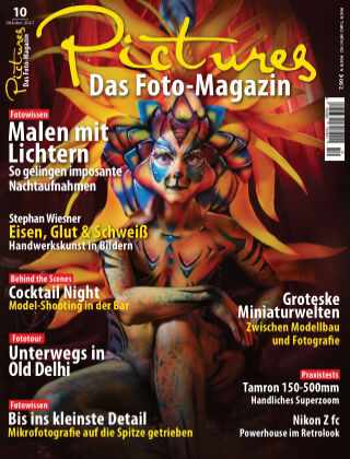 Pictures - Das Foto-Magazin Nr 10 2021