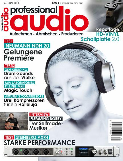 Professional audio Magazin May 31, 2019 00:00