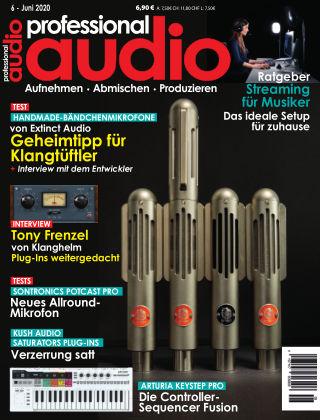 Professional audio Magazin Nr 06 2020