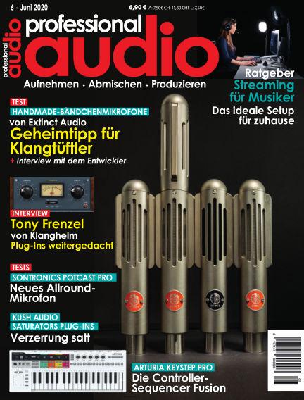 Professional audio Magazin May 26, 2020 00:00