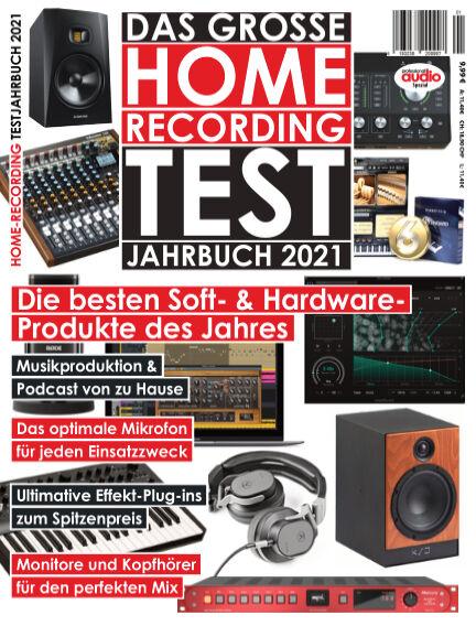 Professional audio Magazin November 20, 2020 00:00