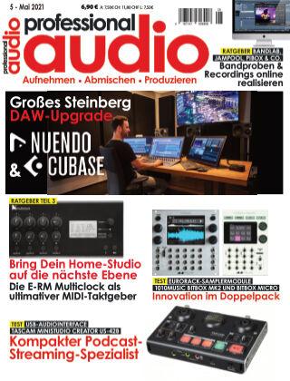 Professional audio Magazin Nr 05 2021