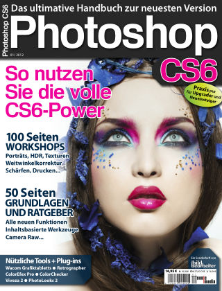 Pictures – Sonderhefte Photoshop CS6