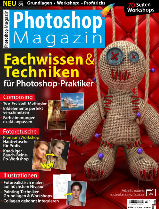 Pictures – Sonderhefte Photoshop Magazin 01
