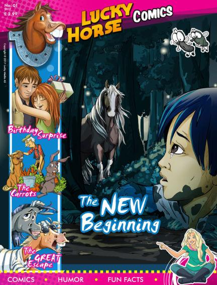 Lucky Horse Comic December 15, 2016 00:00