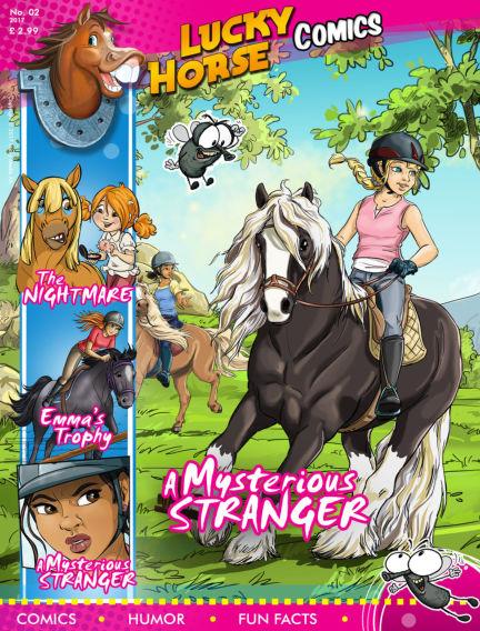 Lucky Horse Comic February 01, 2017 00:00