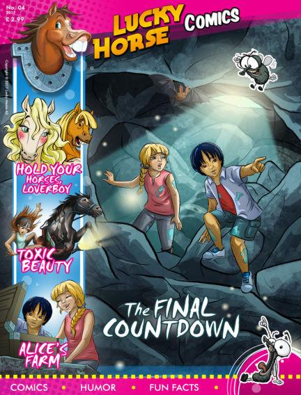 Lucky Horse Comic April 01, 2017 00:00
