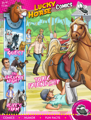 Lucky Horse Comic May 2017