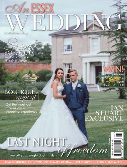 An Essex Wedding January 23, 2017 00:00