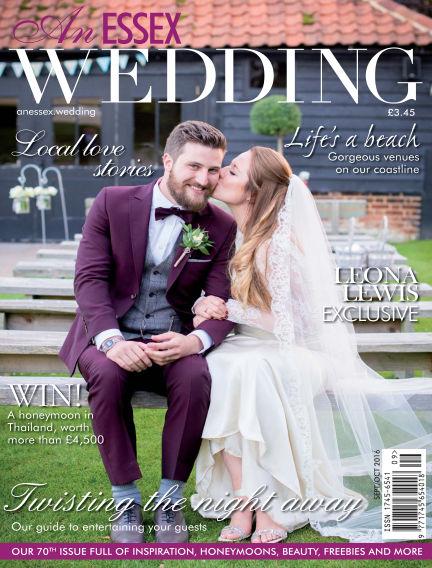 An Essex Wedding January 21, 2017 00:00