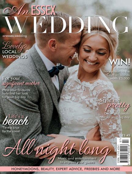An Essex Wedding June 30, 2017 00:00