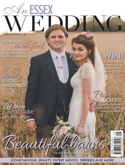 An Essex Wedding August 25, 2017 00:00
