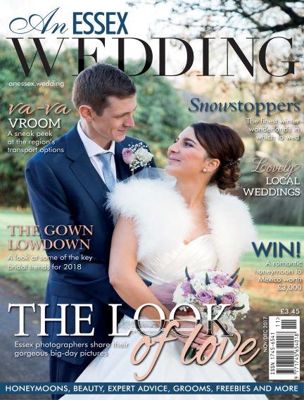 An Essex Wedding October 27, 2017 00:00