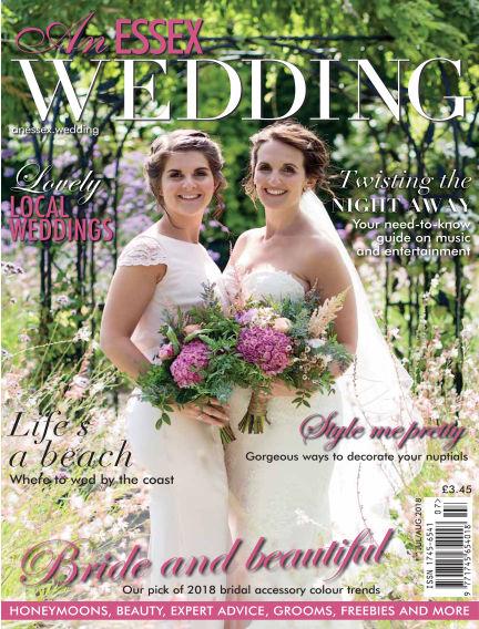 An Essex Wedding June 28, 2018 00:00