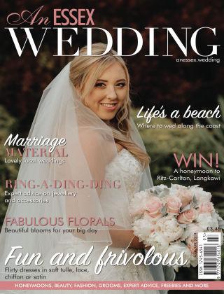 An Essex Wedding March April 2019