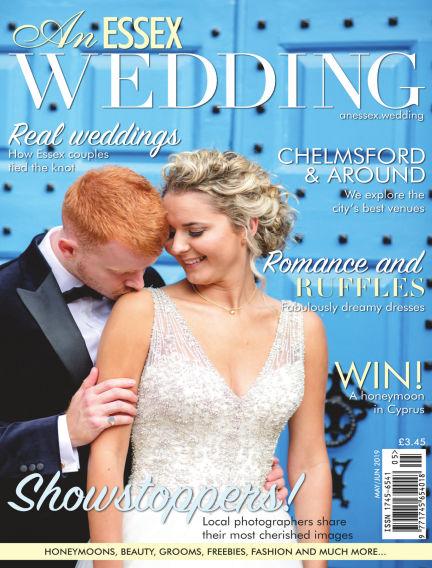 An Essex Wedding May 03, 2019 00:00