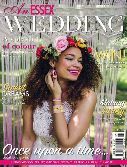 An Essex Wedding May 08, 2020 00:00