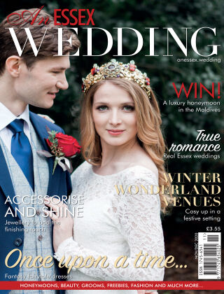 An Essex Wedding November/December