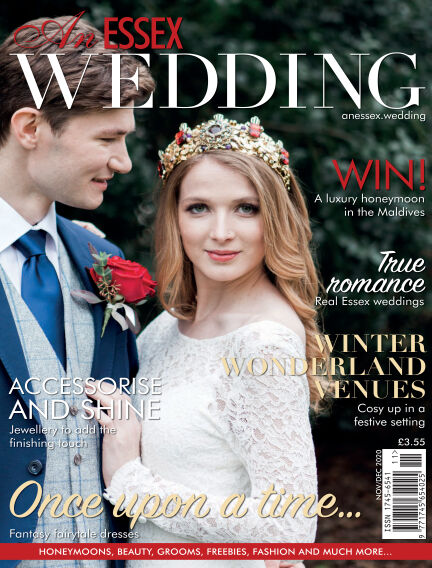 An Essex Wedding November 06, 2020 00:00