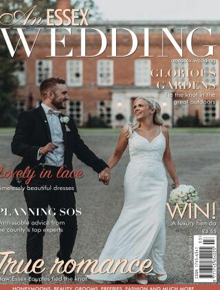 An Essex Wedding March/April 2021