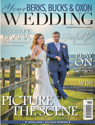 Your Berks, Bucks & Oxon Wedding Issue 61