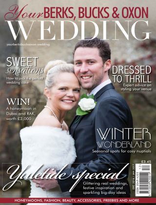Your Berks, Bucks & Oxon Wedding Issue 62