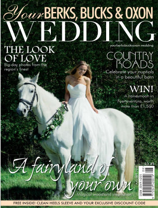 Your Berks, Bucks & Oxon Wedding Issue 60