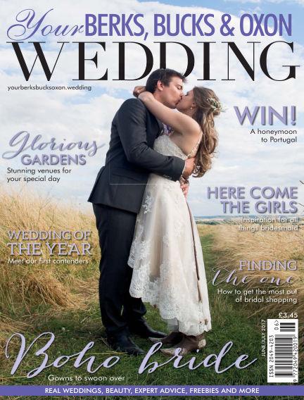 Your Berks, Bucks & Oxon Wedding May 26, 2017 00:00