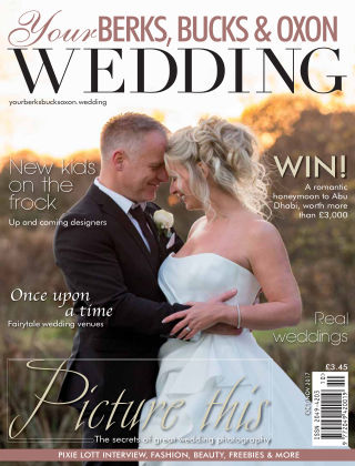 Your Berks, Bucks & Oxon Wedding Issue 67