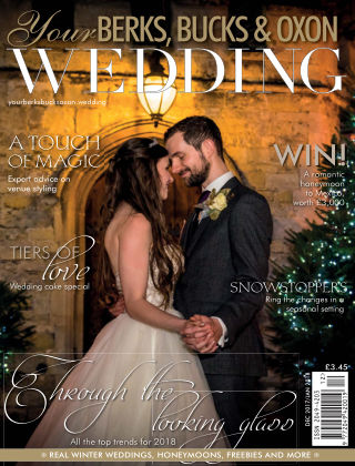 Your Berks, Bucks & Oxon Wedding Issue 68